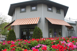 Waukesha Floral Greenhouse building and Gift Shop