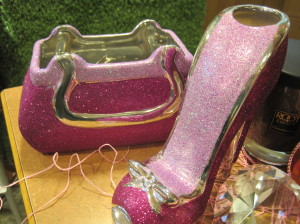 Send a Shoe or Purse Vase for Valentine's Day!
