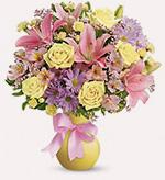 Flower gift for birthday