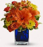 graduation and Congratulations floral arrangement