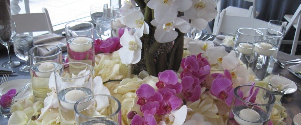 Waukesha Floral can make every wedding day special with beautiful floral arrangements