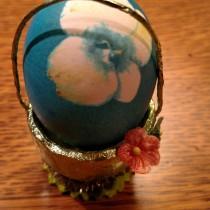 Spring Flowery Eggs