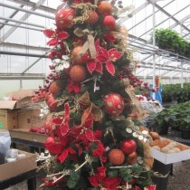 Waukesha Floral's Christmas Tree Recipe