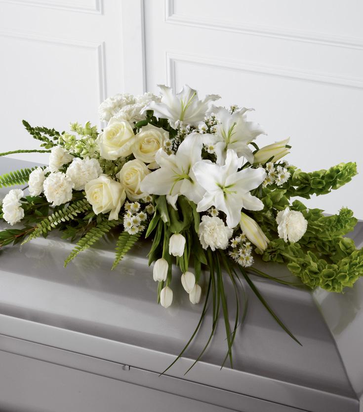 Funeral Flowers Sympathy Floral Arrangements Waukesha Wi