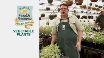 video for vegetable plants at Waukesha Floral