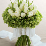 customized wedding bouquet from Waukesha Floral
