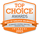 Top Choice Awards 2015 winner