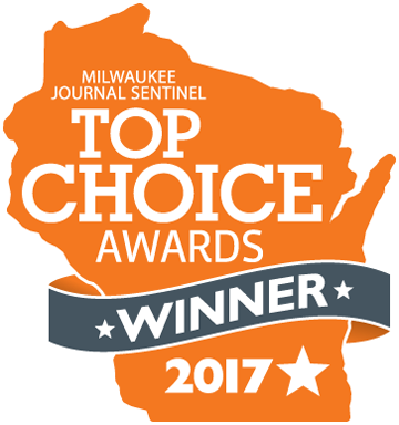 Top Choice Awards 2017 winner